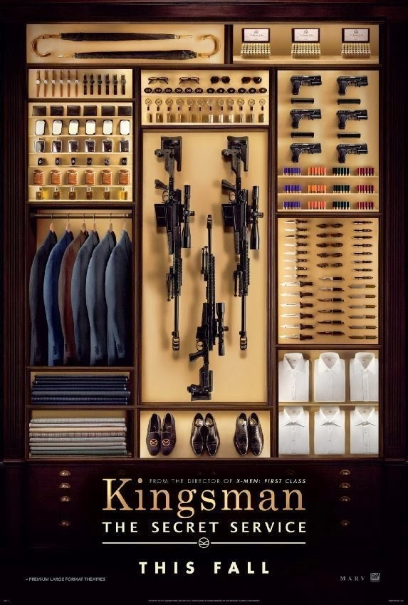 Kingsman The Secret Service (2015)