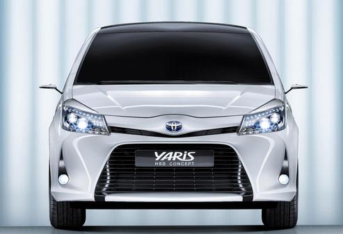 Toyota Yaris Release Car