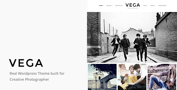 WordPress Portoflio Gallery Theme