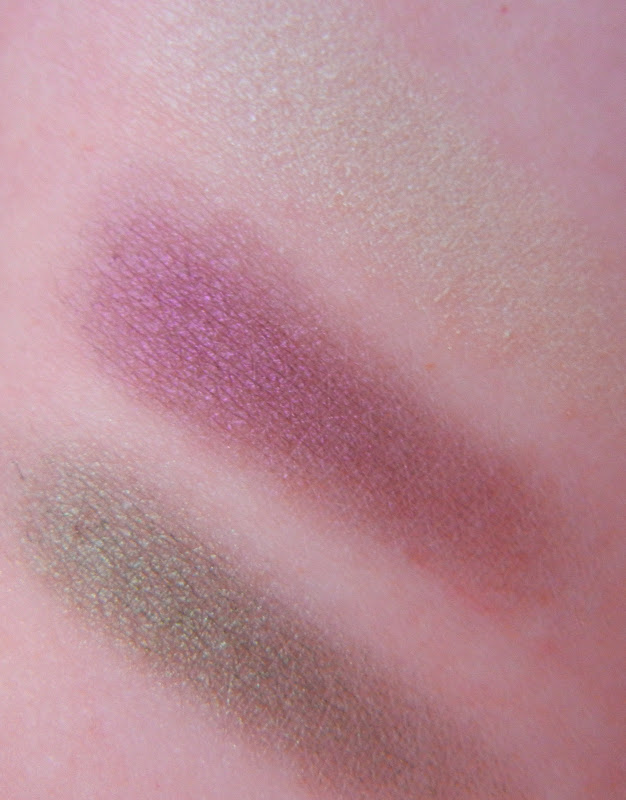 Color Swatches That Go with Eggplant
