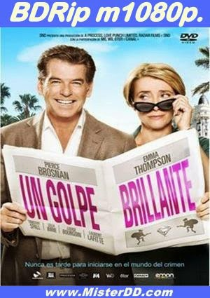 Un golpe brillante (2013) [BDRip m1080p.]
