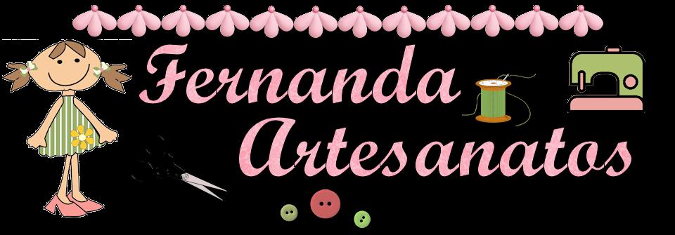 (◕‿◕) Fernanda Artesanatos (◕‿◕)