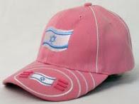 Gorra rosada Banderas Israel