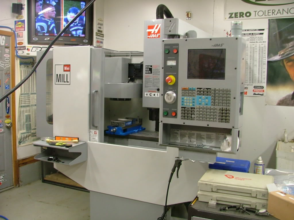 Reliablecnc  2006 Haas Mini Mill For Sale