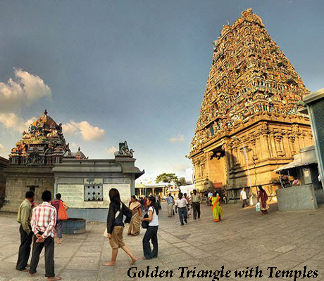 Golden Triangle with Temples & Wild Life Luxury India Tour