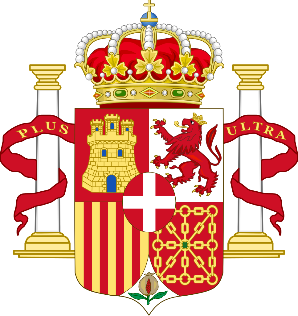Spain flag and meaning for Consulate meaning