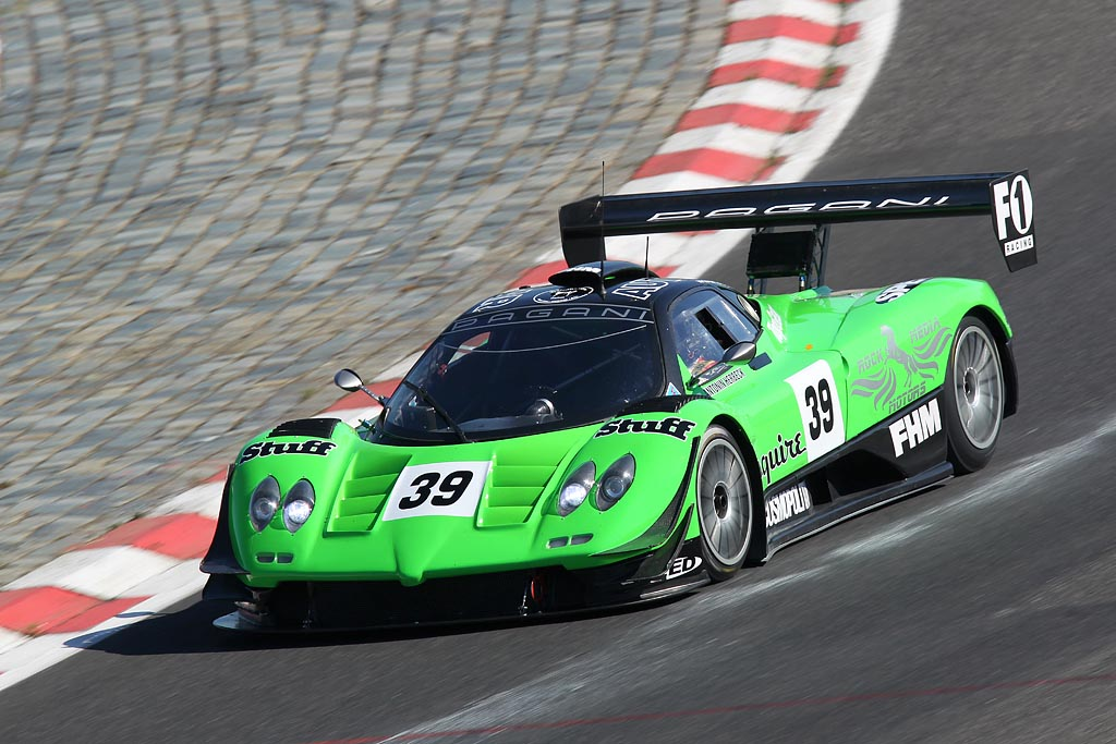 Pagani Zonda GR group GTS (2003) - Racing Cars