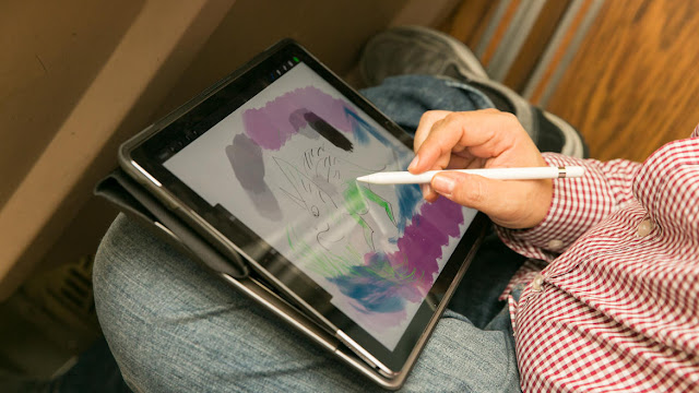 iPad Pro ගැන...