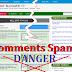 Tips Mencegah Komentar Spam Masuk Ke Situs