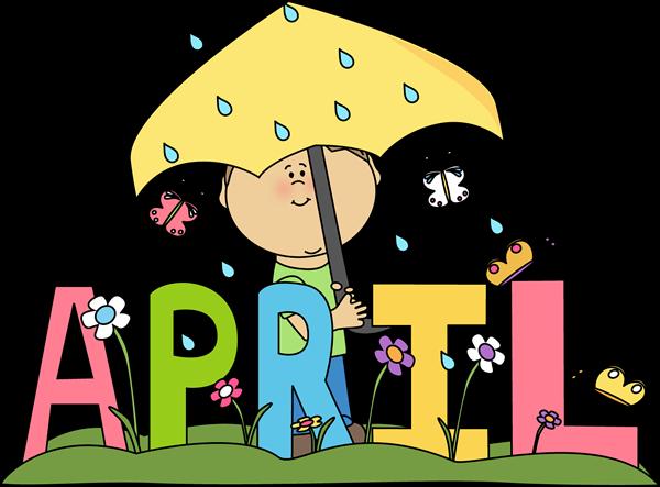 Calendar Clipart For Teachers : A teacher s touch april calendar