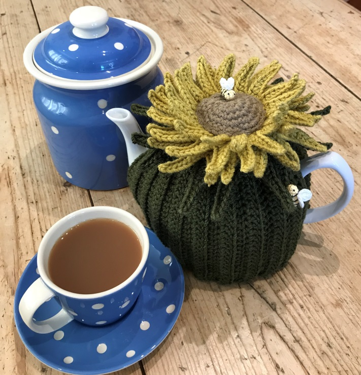Sunflower Tea Cosy