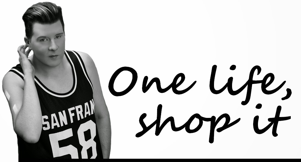 One life, shop it