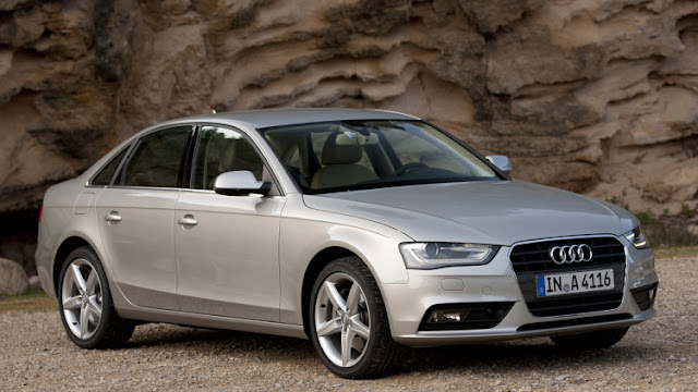 2015 audi a4 update performace front view