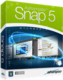 Free Download Ashampoo Snap 5 v5.0.2 Full Version + Serial licensi key number terbaru 2012 gratis