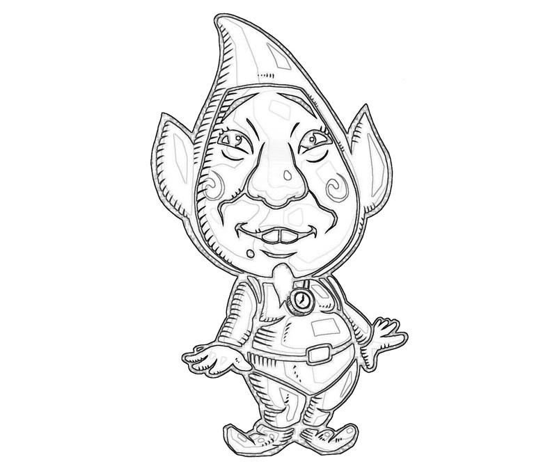 tingle-cute-coloring-pages