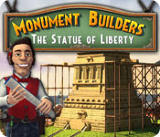เกมส์ Monument Builders - Statue of Liberty