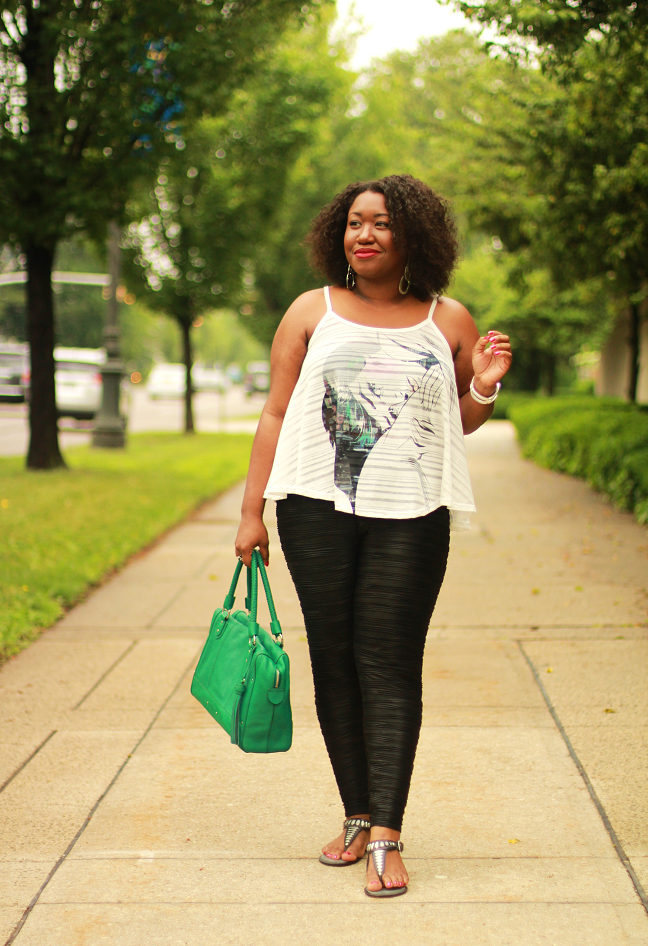 Shapely Chic Sheri - Plus Size Fashion and Style Blog for Curvy Women Face Time