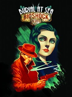 Bioshock Inifinte Burial At Sea Episode One PC Box