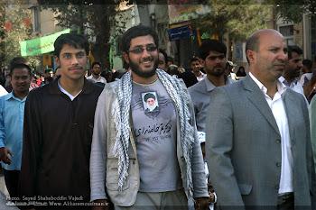 Shirt Says ( Nokaretam Khamenei )..!!!!