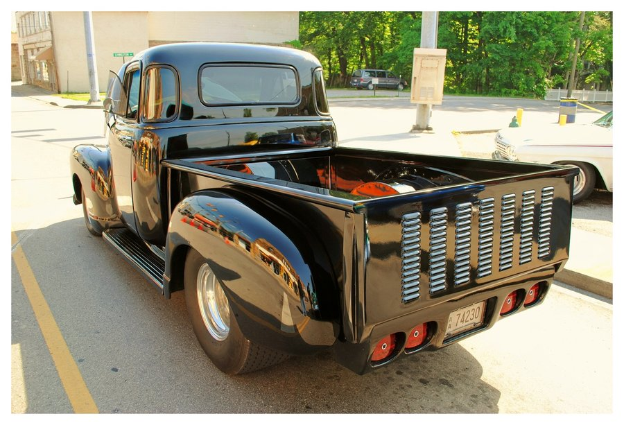 50 Chevy Truck Custom Bed Styles For Sale