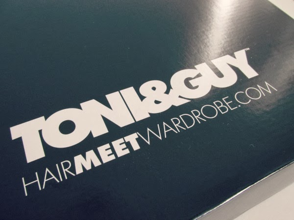 Toni&Guy Hair meets wardrobe bei Rossmann