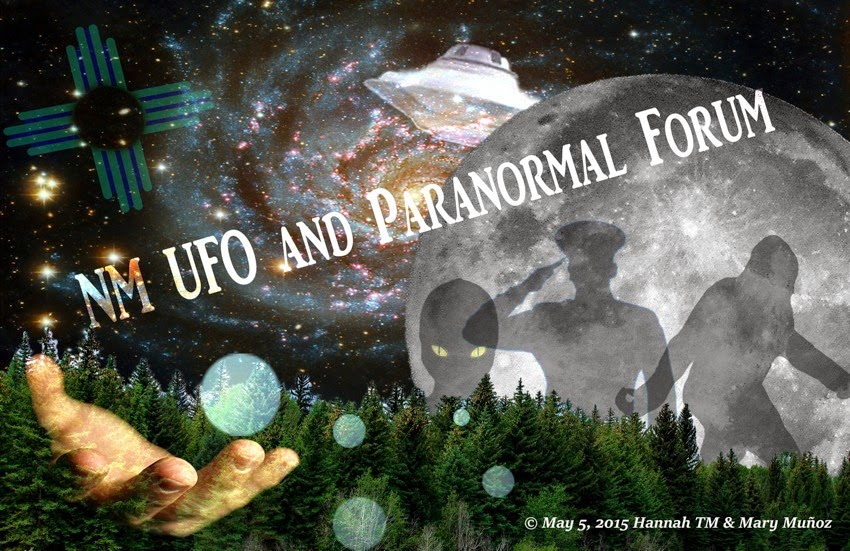 New Mexico UFO/Paranormal Forum