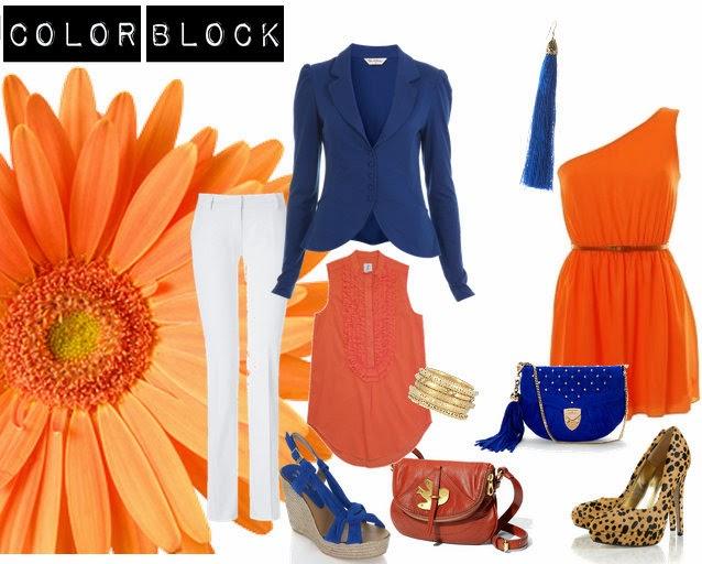 Rachel s fashion room reglas b sicas para combinar colores - Como hacer color naranja ...