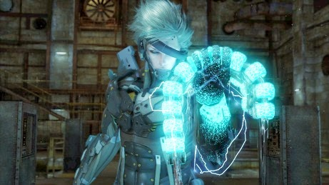 Metal Gear Rising: Revengeance Game PC