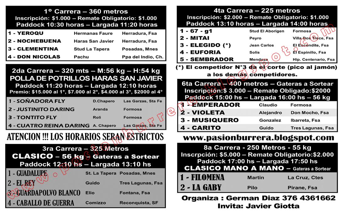 HERRADURA 26 - INTERIOR
