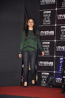 Kareena Kapoor Unveil UTVSTARS' 'Walk Of The Stars' Event