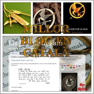 """Premi """"Millor blog en Català"""""""