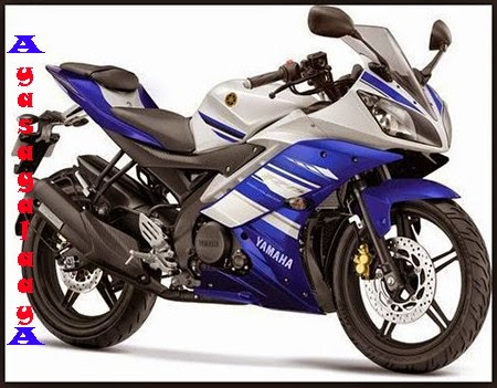 Yamaha R15 2015 Terbaru