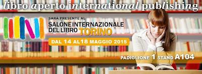 SALONE INTERNAZIONALE DEL LIBRO - LIBRO APERTO INTERNATIONAL PUBLISHING