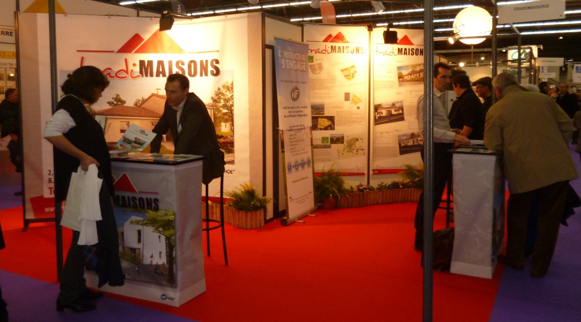 Tradimaisons le blog officiel mars 2013 - Salon de l habitat albi ...