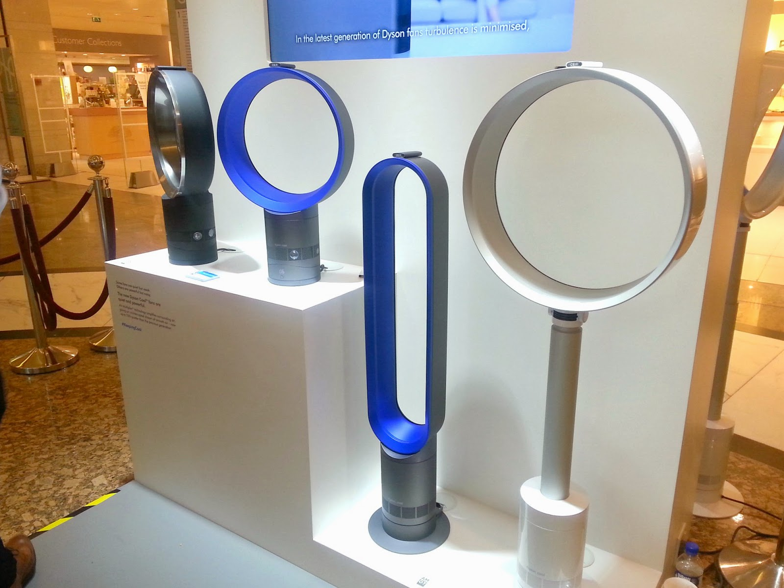 dyson air multiplier fan safe quiet and powerful this is life. Black Bedroom Furniture Sets. Home Design Ideas