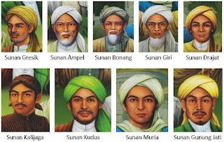 Wali Songo Tokoh Sejarah Islam di Jawa