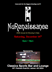 NuRenaissance 2013 Annual Art Showing & Gala, Sat., 12/14!