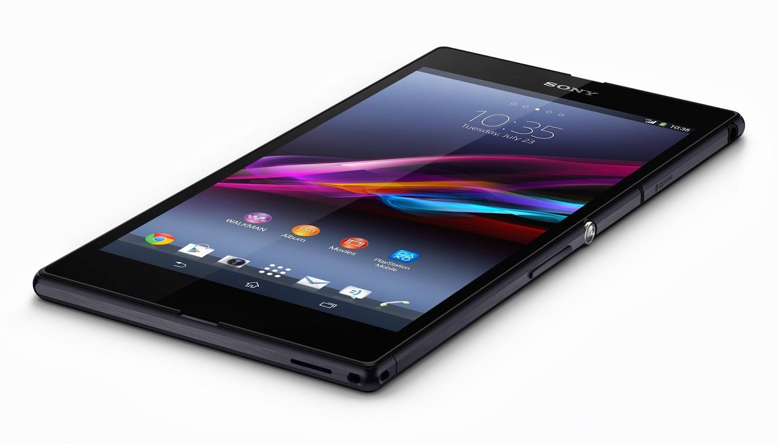 Sony Xperia Z Ultra Stills