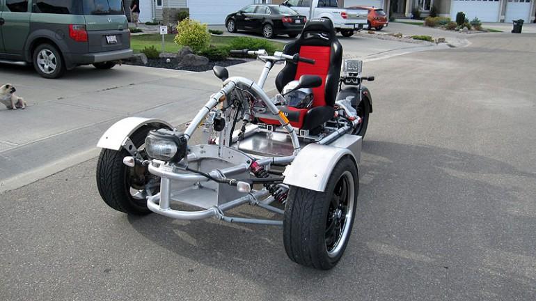 Сборка электромобиля своими руками 11