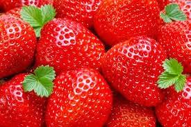 Strawbery Bisa Menghilangkan Jerawat Dengan Cepat Dan Alami