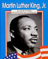 bookcover of Martin Luther King, Jr.  (Famous Americans)  by Lola M. Schaefer