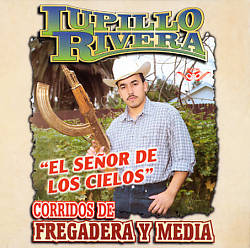 Lupillo Rivera - El Señor De Los Cielos CD Album