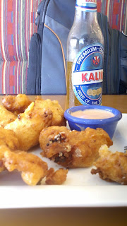 bahamas, Kalik, conch fritters, fly fishing, bonefish