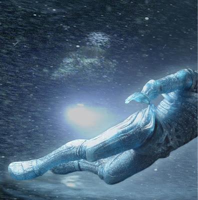 NECA Prometheus Series 3 Holographic Engineer Figure Teaser Image