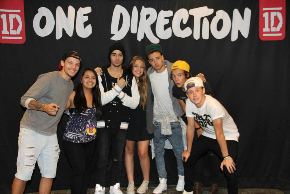 One Direction M... One Direction Meet And Greet Prom