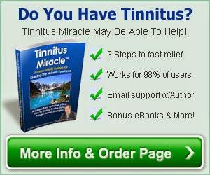 Tinnitus Miracle ebook