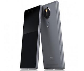 YU Yutopia ponsel Full Bodi Metal