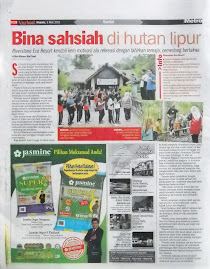 Bina sahsiah di hutan lipur