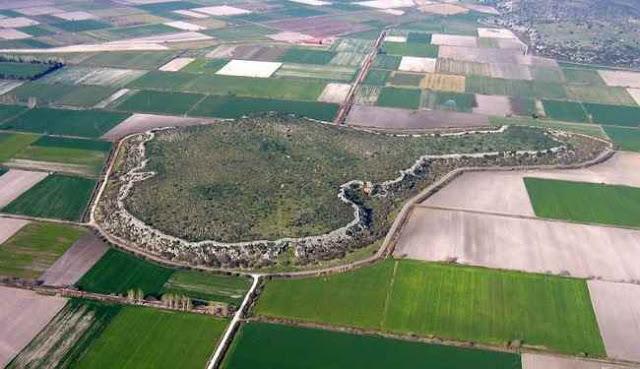Η μεγαλύτερη Μυκηναϊκή ακρόπολη της Ελλάδας χτίστηκε στη Κωπαΐδα