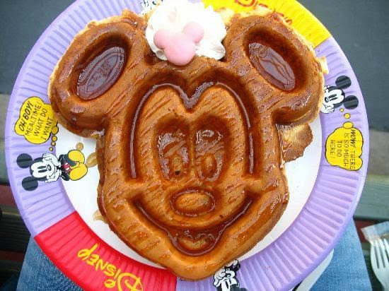 Waffle Decoration